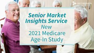 medicare age-in study